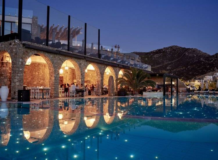 Royal Myconian Resort & Thalasso Spa 5* Deluxe