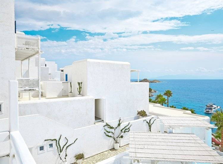 Mykonos Blu Grecotel Exclusive Resort 5* Deluxe
